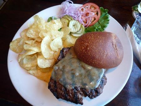 Ale House Burger