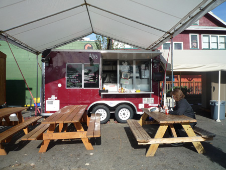 Mexican Food Carts On Foster