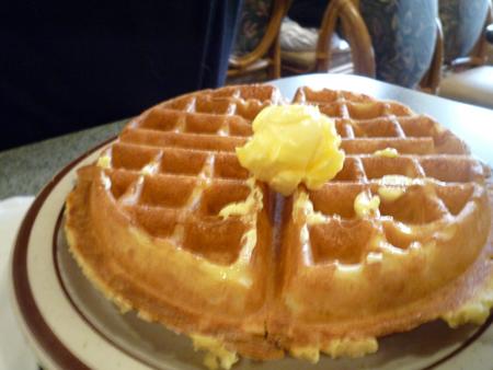 Sugar waffle